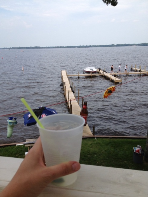 FL Drinks & Lake