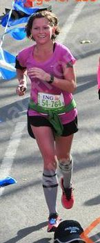 ING NYC Marathon Finish